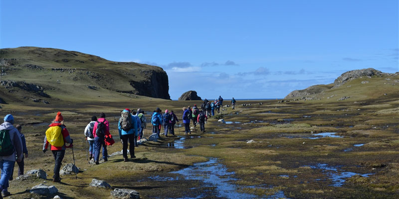 Inishbofin walking festival