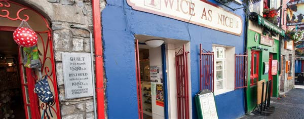 Things to see in Galway city
