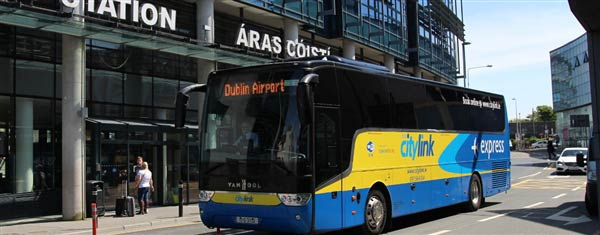 Bus coaches in Ireland