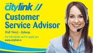 Customer service advisor large