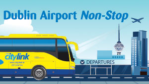 Buses to Dublin Airport